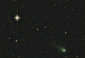 Comet 2013 X1 Panstarrs