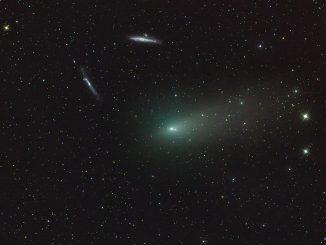 Comet 45p, 19 February, Rolando Ligustri