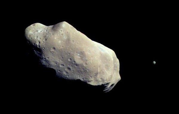 Asteroid 2014 J025