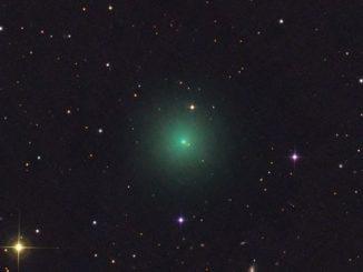 Comet C/2017 O1 ASAS-SN
