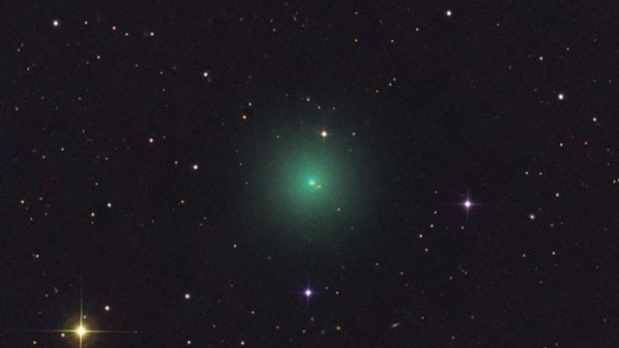 Comet ASASSN1 Discovered
