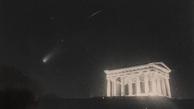 Comet Halley - 1986, Gordon Percival