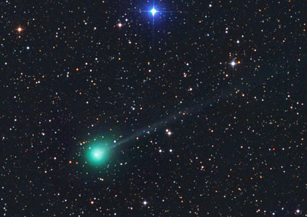 Comet PanSTARRS in 2nd outburst