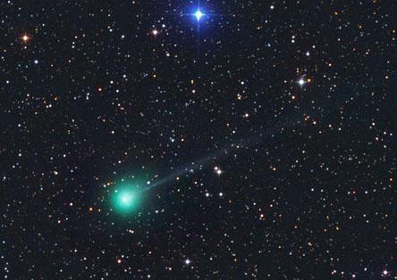 Comet PanSTARRS S3 - Michael Jäger