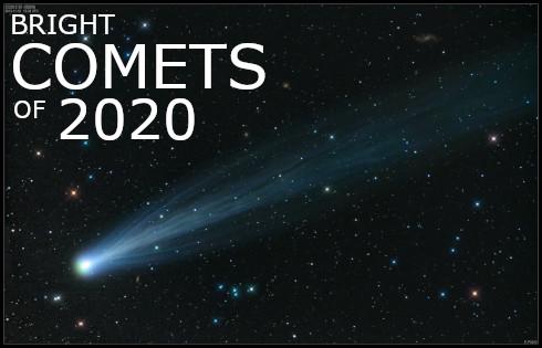Bright Comets of 2020