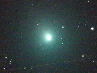 Comet ATLAS C/2019 Y4