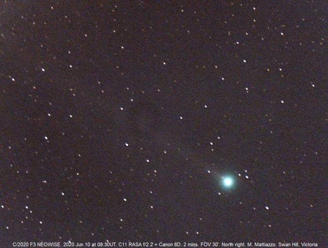 Comet Neowise 2020 (C/2020 F3)
